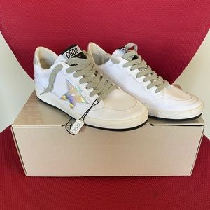 Golden Goode Ball Star Sneakers 36–6 US ! NIB !